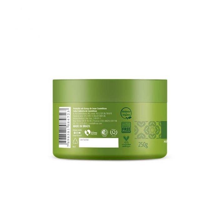 mascarilla hidratante con aceite de argan