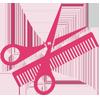 Servicio de peluquería corte y peinado