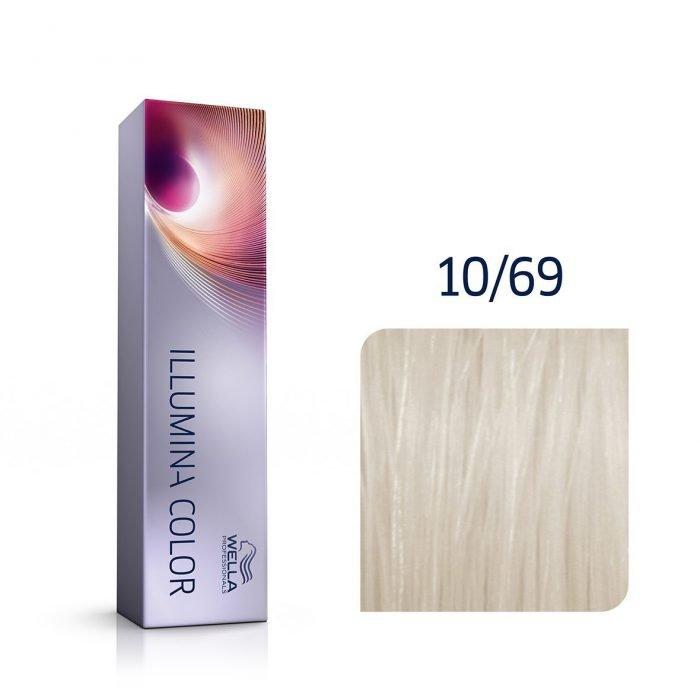 tinte 10/69 wella
