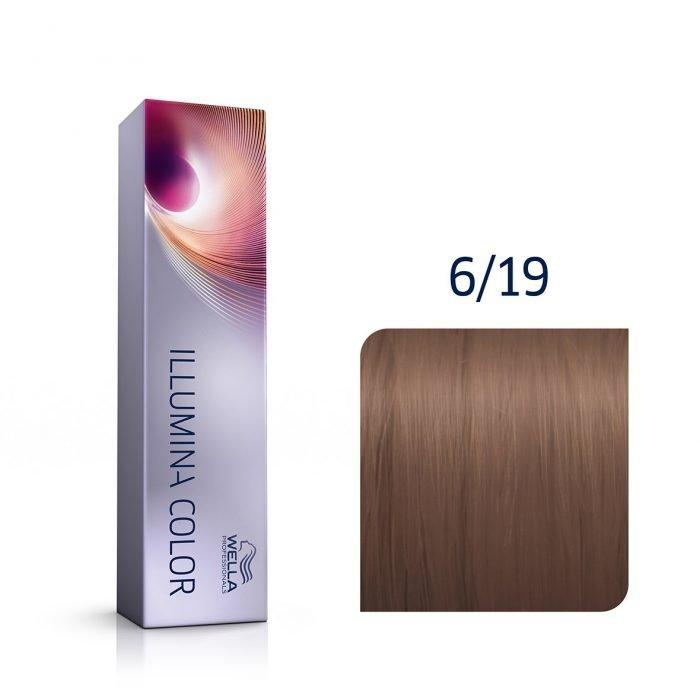 tinte 6/19 illumina