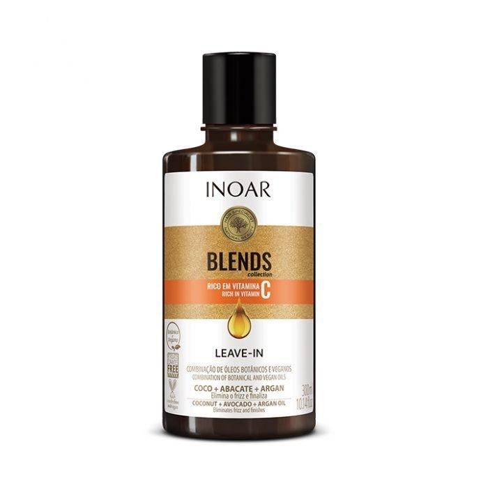 crema para peinar el cabello blends INOAR