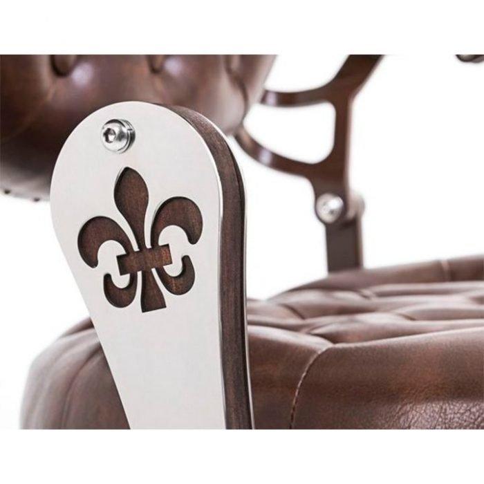 sillón de barbería king II