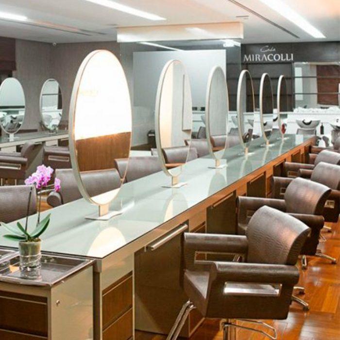 Sillas de peluquería Genova Plus