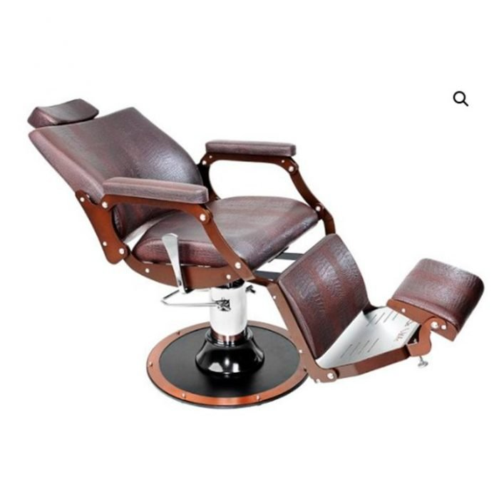 silla reclinable orion peluqueria