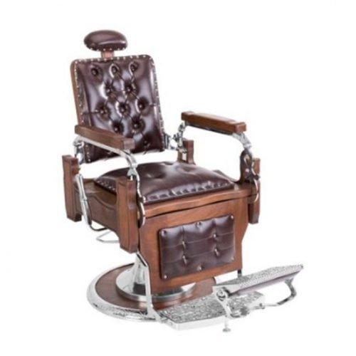 sillón de barbero modelo classic van de velde