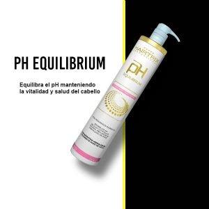 Mini banner pH Equilibrium con imagen copacabana