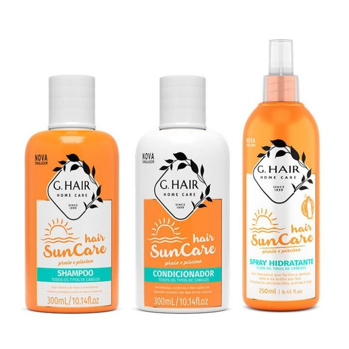 kit protector solar para el pelo