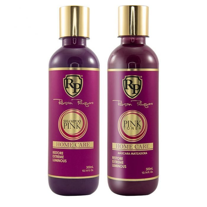 home care pink robson peluquero